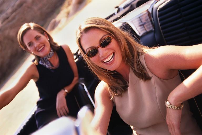 自動車保険比較女性