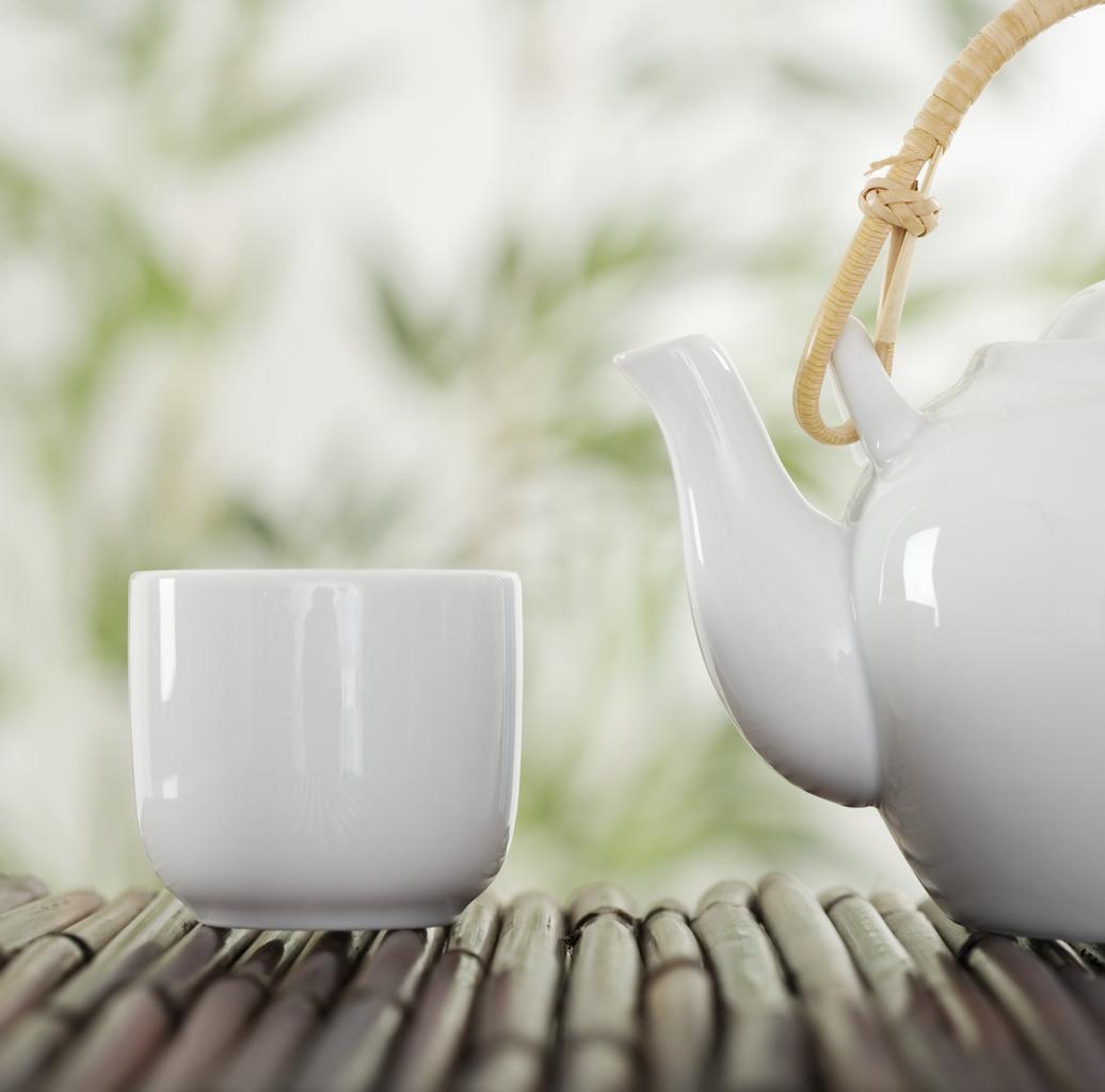口臭予防緑茶